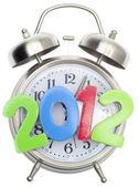 2012 Time Concept — Stock Photo