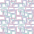 Seamless Background Pattern From Photographs of Pastel Wooden Fr — Stock Photo