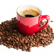 Cup of coffee — Stock Photo #6093094