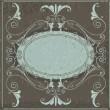Old vintage design - Stock Vector