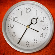 Wall clock. — Stock Photo
