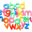 Stock Photo: Alphabet.