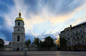 Saint Sophia (Sofievskiy) Cathedral, Kiev, Ukraine — Photo