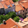 Dubrovnik roofs — Stock Photo