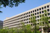 Edificio del fbi — Foto Stock