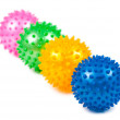 Pimpled balls — Stock Photo