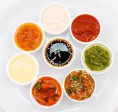 Palette de sauces — Photo