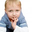 Little boy — Stock Photo #6475615