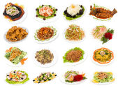 Chinese food. Part one. — Stock Photo