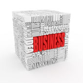 What is a business. Concept. — 图库照片
