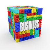 What is a business. Concept. — Stock Photo