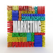 What is a Marketing — Stock Photo
