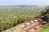 Sigiriya, Cultural Triangle, Sri Lanka — Stock Photo
