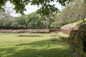 Sri Lanka, Ceylon, Sigiriya ruins — Stock Photo