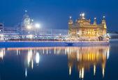 Golden Temple of Amritsar, Amritsar — Stock Photo