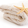 Royalty-Free Stock Photo: Stack Of Towel