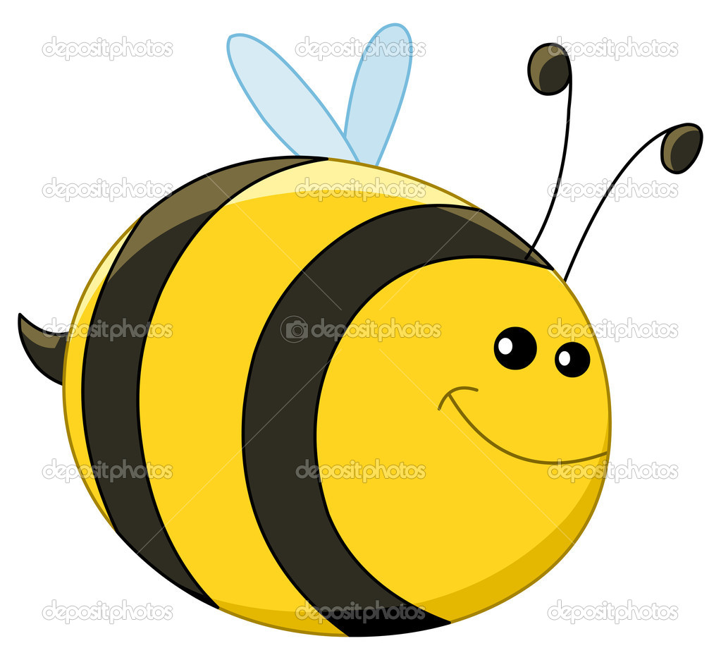 蜜蜂宝宝 — 图库矢量图像08