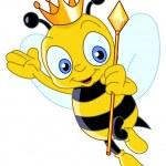 Queen bee — Stock Vector #5829537
