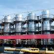 Gas processing factory — Stock Photo #5426878