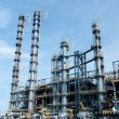 Gas processing factory — Stock Photo #5426898