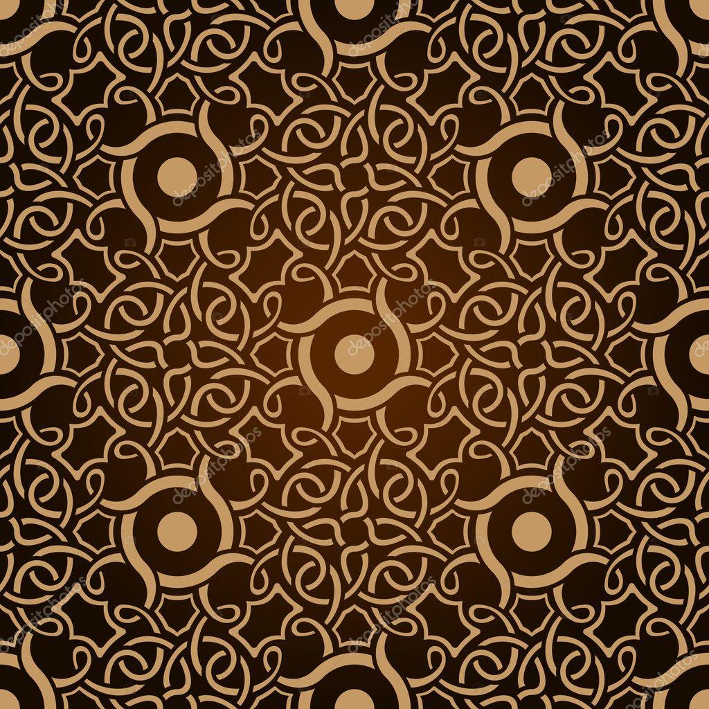 brown pattern wallpaper - photo #26