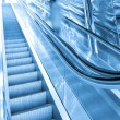 Moving escalator — Stock Photo #5474148