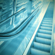 Moving escalator — Stock Photo #5474153
