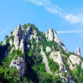 Mountain Montserrat — Stock Photo
