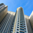 Stock Photo: Real estate, high-rise building