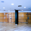 Hall in hotel - Stock Photo
