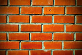 Struktura cihlová zeď — Stock fotografie