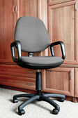 Business chair in office center — Stock Photo