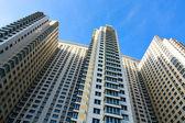 недвижимость, высотное здание — Стоковое фото