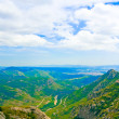 View from Montserrat - Stock Photo