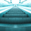 Stairway of career — Stock Photo