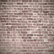 Closeup of brick wall — Stock Photo #6710918