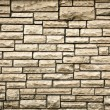 Persistence concept, background of brick wall texture — Stock Photo #6711050