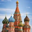Moscow, Russia, Saint Basil's cathedral — Stock Photo #6711382
