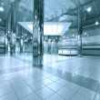 Business passage in airport — Foto de Stock