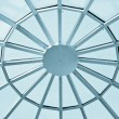 Ceiling in office — Stock Photo