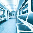 Subway inside - Stock Photo