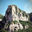 Mountain Montserrat - Stock Photo