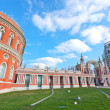 Tsaritsino museum and reserve in Moscow. Reconstruction of the 1 — Stock Photo #6712932