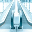 Escalator indoor shopping mall — Stock Photo #6713141