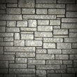 Persistence concept, background of brick wall texture — Stock Photo #6713541