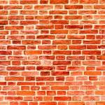 Closeup of brick wall — Stock Photo