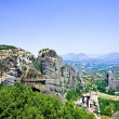 Beautiful rocks Meteora - Photo