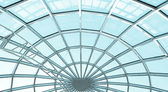 Limpid round ceiling — Stock Photo
