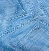 L'arrière de l'expérience en affaires bleu jeans — Photo