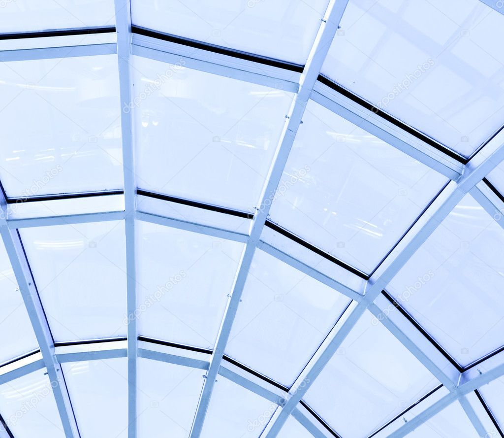 Limpid round ceiling  Stock Photo #6712246